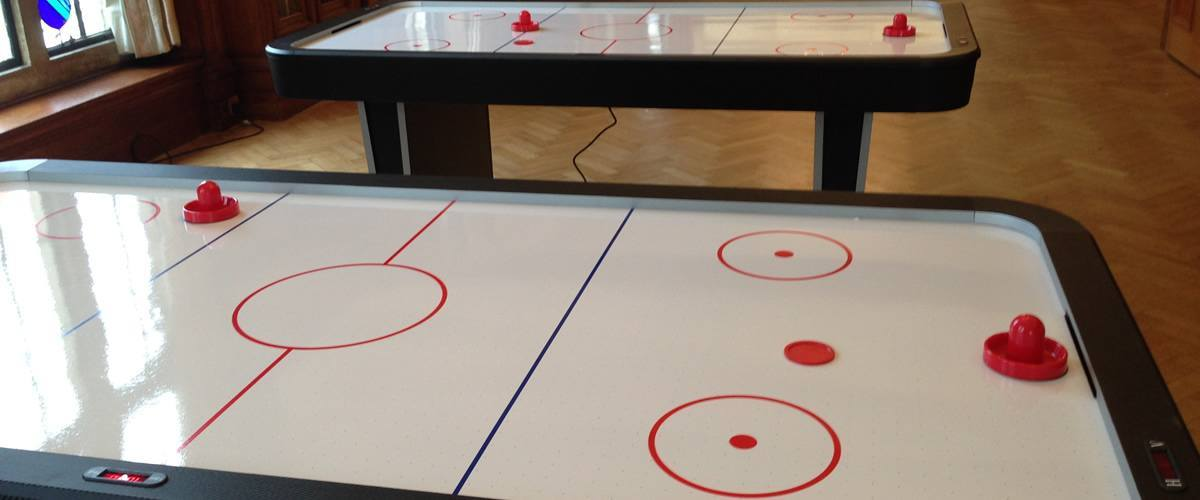 Air-Hockey-slide