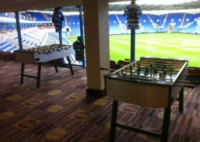 Table Football Hire Reading – Madejski Stadium