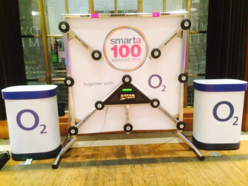 Batak Hire London – Smarta Awards 2014