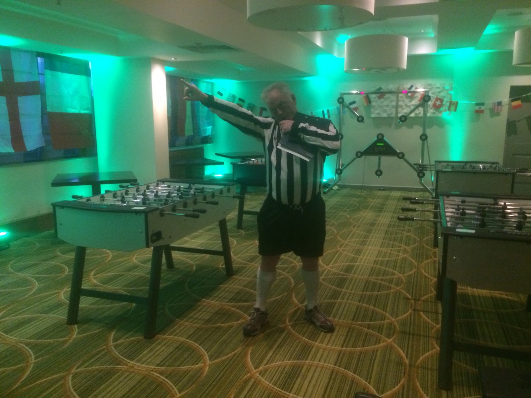 Table Football Hire Tournament Hampshire